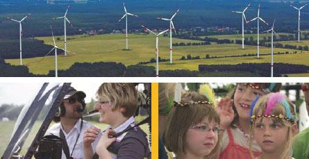 Windpark Biebersdorf